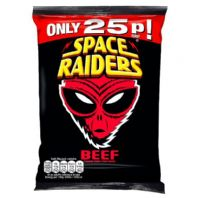 Space raiders Beefy 36 x 25p PMP